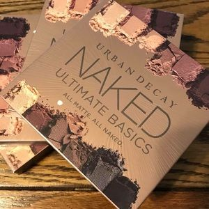 Urban decay naked unlimited basics pallet